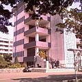 利瑪竇大樓另一角