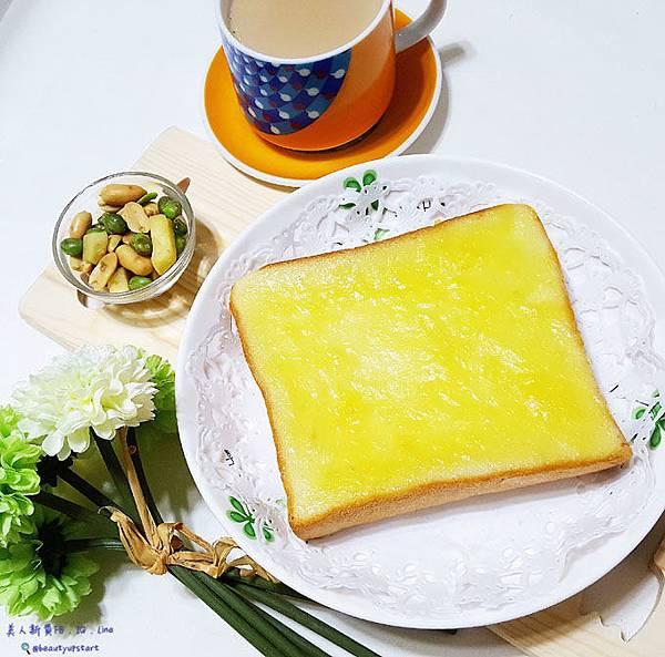 快速早餐大進擊,營養元氣滿點的榮冠手工厚片吐司