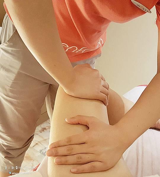 最有感的溫柔手技,媚登峰美身按摩體雕保養課程