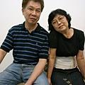 老爸和老媽