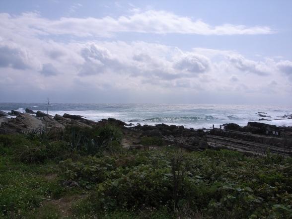 美麗的台東海岸