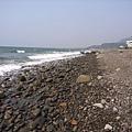 舒服的海邊