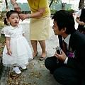 小明叔叔來玩小孩