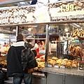 無緣的德國牛角麵包..每次都來不及買~