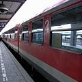 首次坐歐鐵