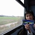 歐鐵票券正式啟用