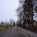 沒人的街道