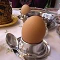 今天才知道是這樣吃蛋的