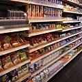 車站樓下的超市