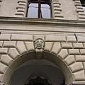 舊市政廳上的獅子