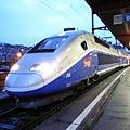 時速500以上的TGV