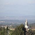 遠方的教堂