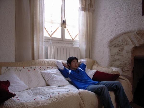 看起來就好舒服的沙發