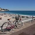很多人在此騎腳踏車