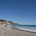 名副其實的「蔚藍海岸」
