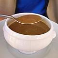 馬賽魚湯, 我覺得喝起來有魚酥的味道耶~