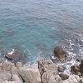 這面是岩岸