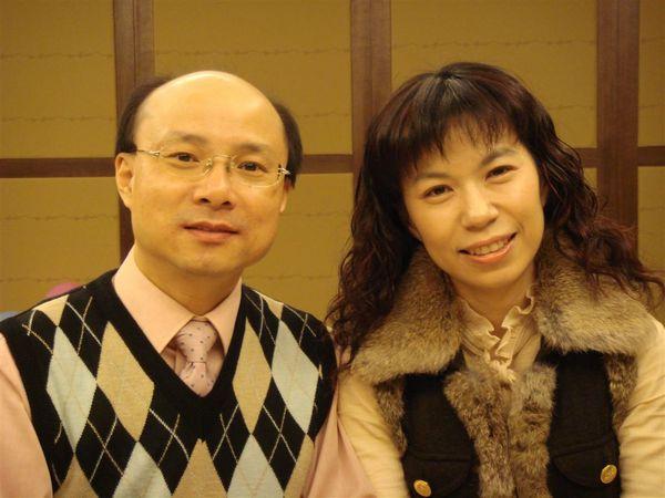 梅老師跟媽