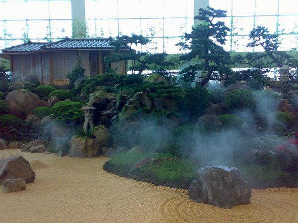 日式庭園風格