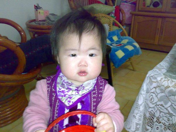 阿黃家的紫婕