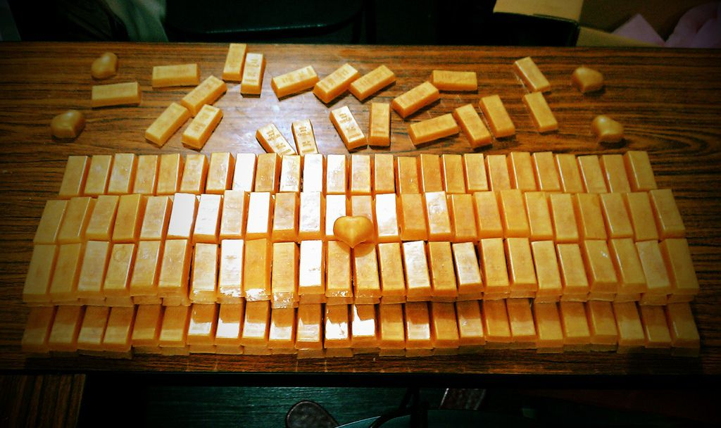 金條mp皂
