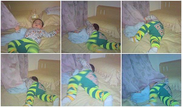 20121224平安夜外公家 玩窗簾2.jpg
