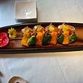 鯷魚壽司一