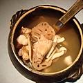 蓮花蓮藕雞湯三
