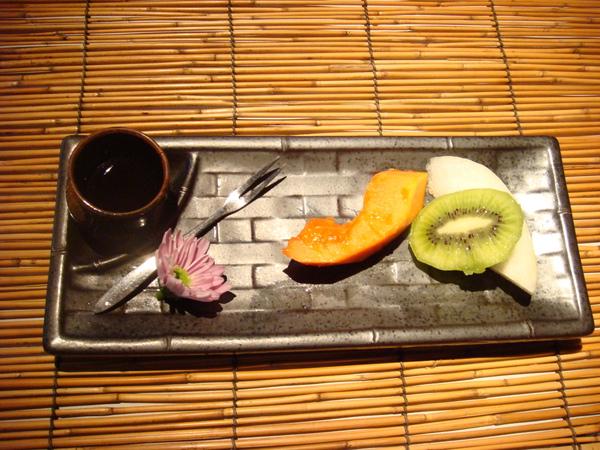 水果(一人一份)