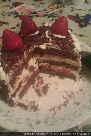 黑森林蛋糕 5
