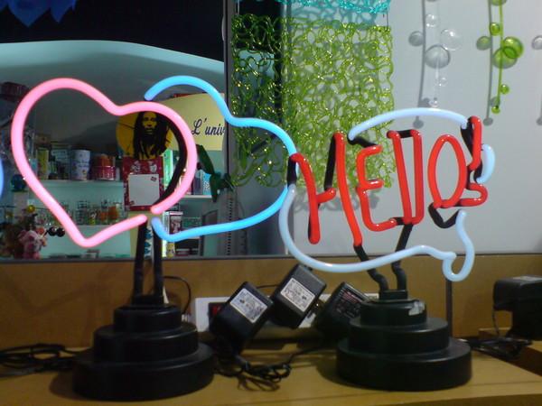 店裡的個性小燈2