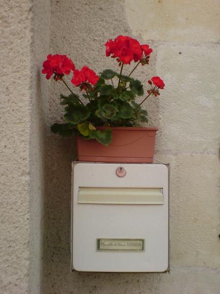 美麗的信箱~以後我也要!