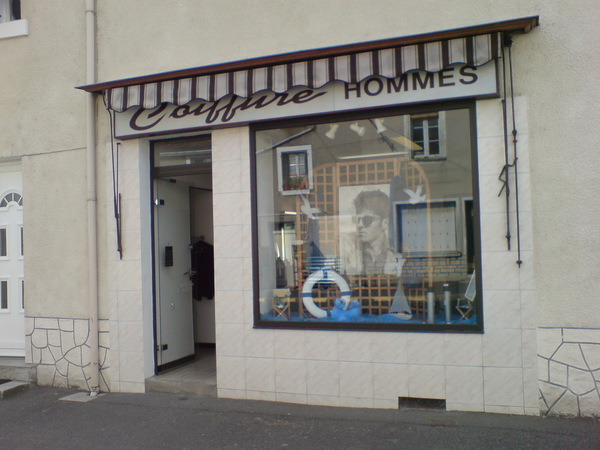 鄉下的小理髮店