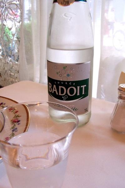 好喝的BADOIT~