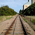早已不再行駛的鐵路