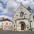 鎮上的小教堂