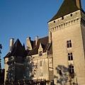 回到城堡的時候已經是傍晚了