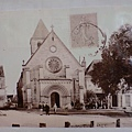 鎮上教堂在一百多年前