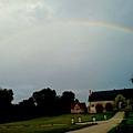 L'arc en ciel (天空上的拱橋)