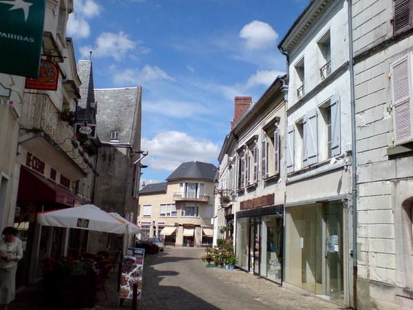 我們來到了另一個小鎮-Chatillon