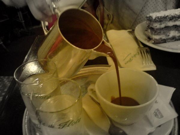 花神--chocolate chaude