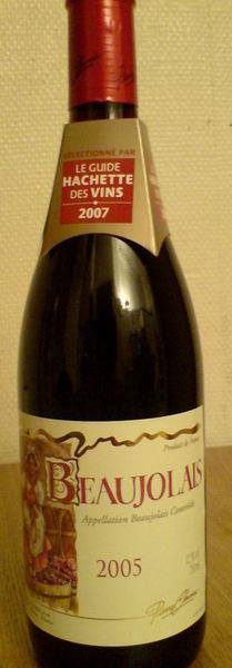 2005 Beaujolais