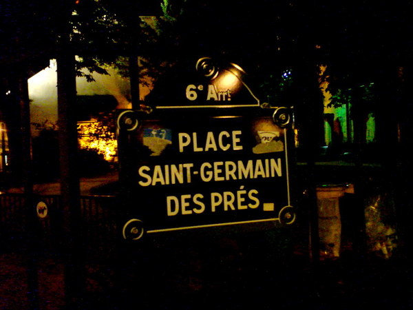 St Germain des Pres大道
