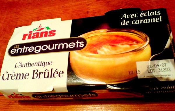 Creme Brulee 焦糖布丁