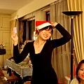 我們的性感聖誕小姐出現了!!