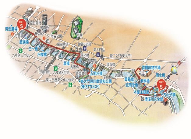 清溪川 首爾市官方旅遊資訊網站.jpg