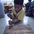 文化課程-木雕