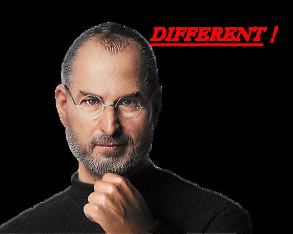 賈伯斯-Do The Perfect Do The DIFFERENT