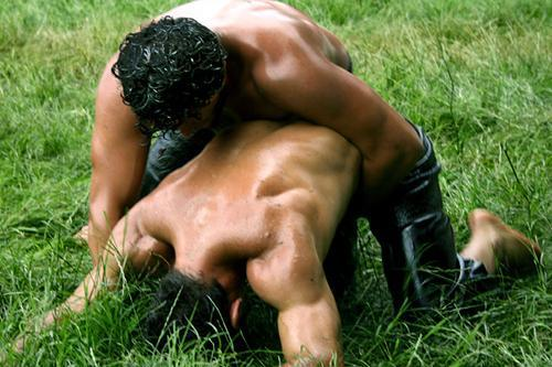 Kirkpinar Oil Wrestling 2007