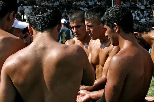 Kirkpinar Oil Wrestling 2008